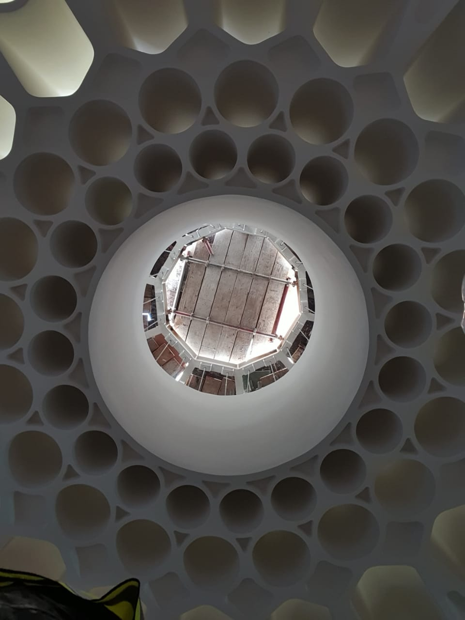 UAE Pavilion Ceiling 1