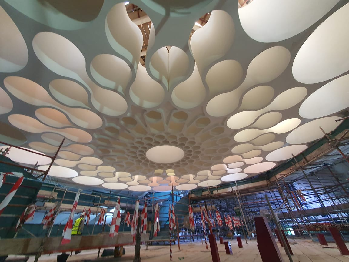 UAE Pavilion Ceiling 3